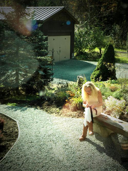 Squamish Retreat Take A Tour Around Eagle Valley Retreat