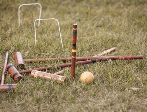 Extreme Bocci or Croquet Tournament