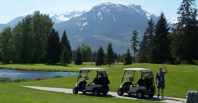 Squamish Valley Golf